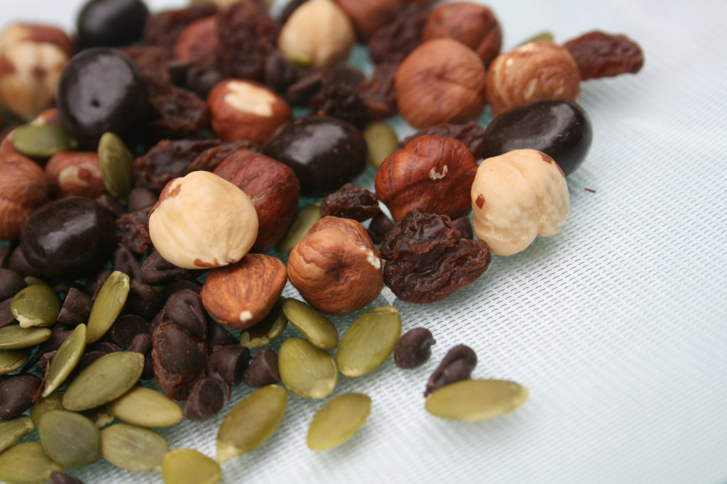 Hazelnut Mocha Trail Mix