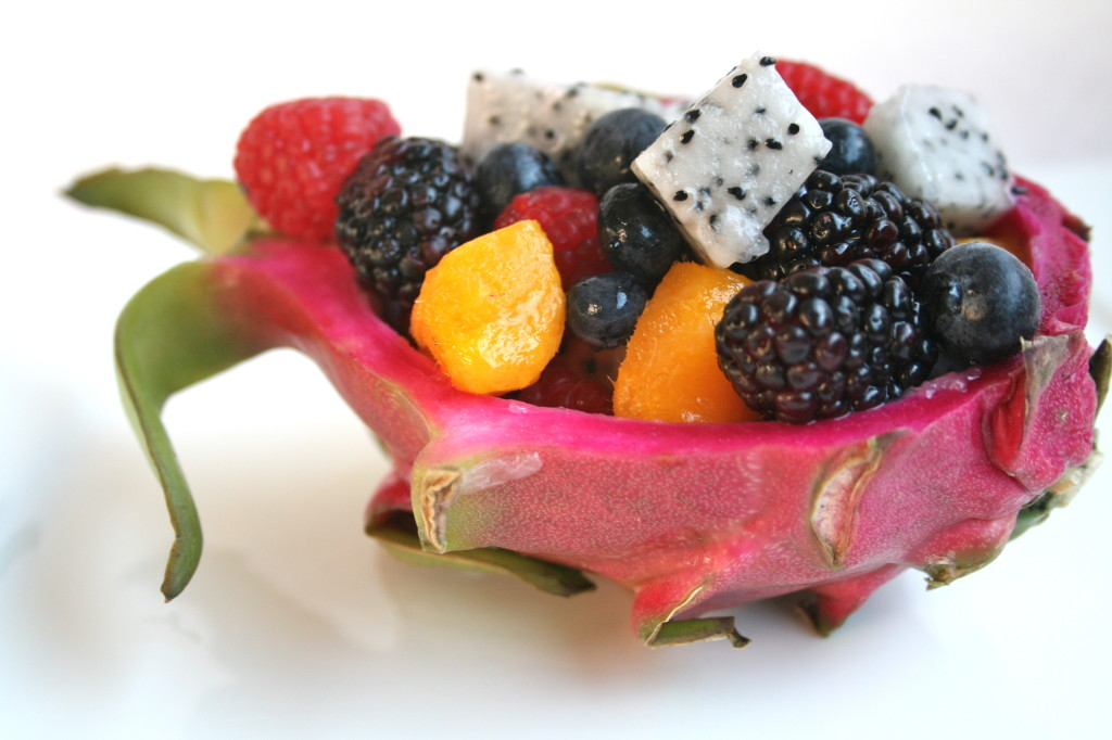 Dragon Fruit Salad Bowl