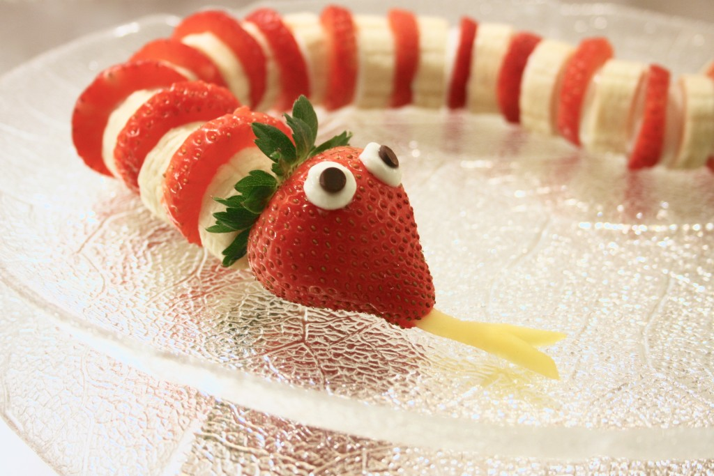 Strawberry Banana Snake