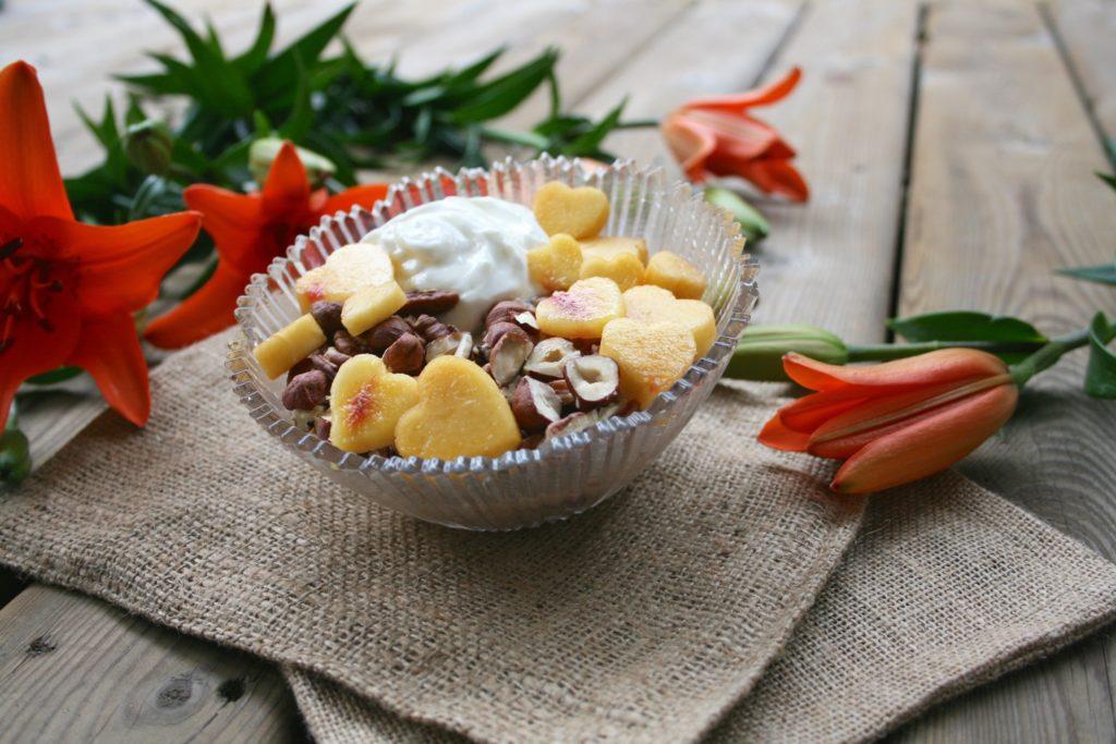 Homemade Flavoured Oatmeal